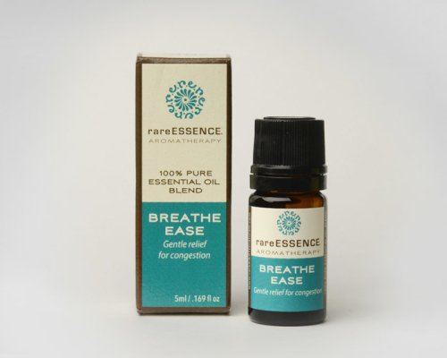 Essential Oil Blend - Breathe Ease