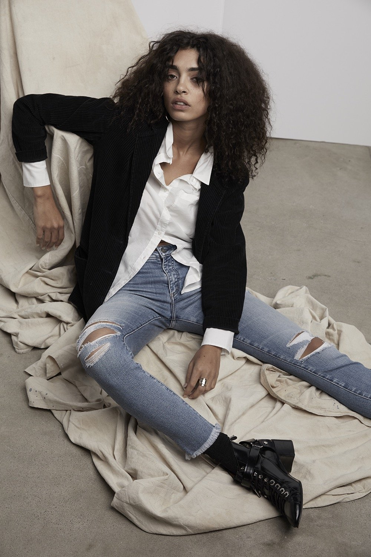 Silver Jeans - Lorette Denim Jean
