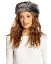 Faux Fur Earmuff Headband