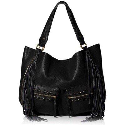 Purse Handbag Big Buddha - Dotty Black