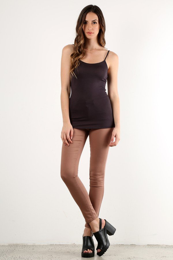 CAMI - CHARCOAL * WOMENS
