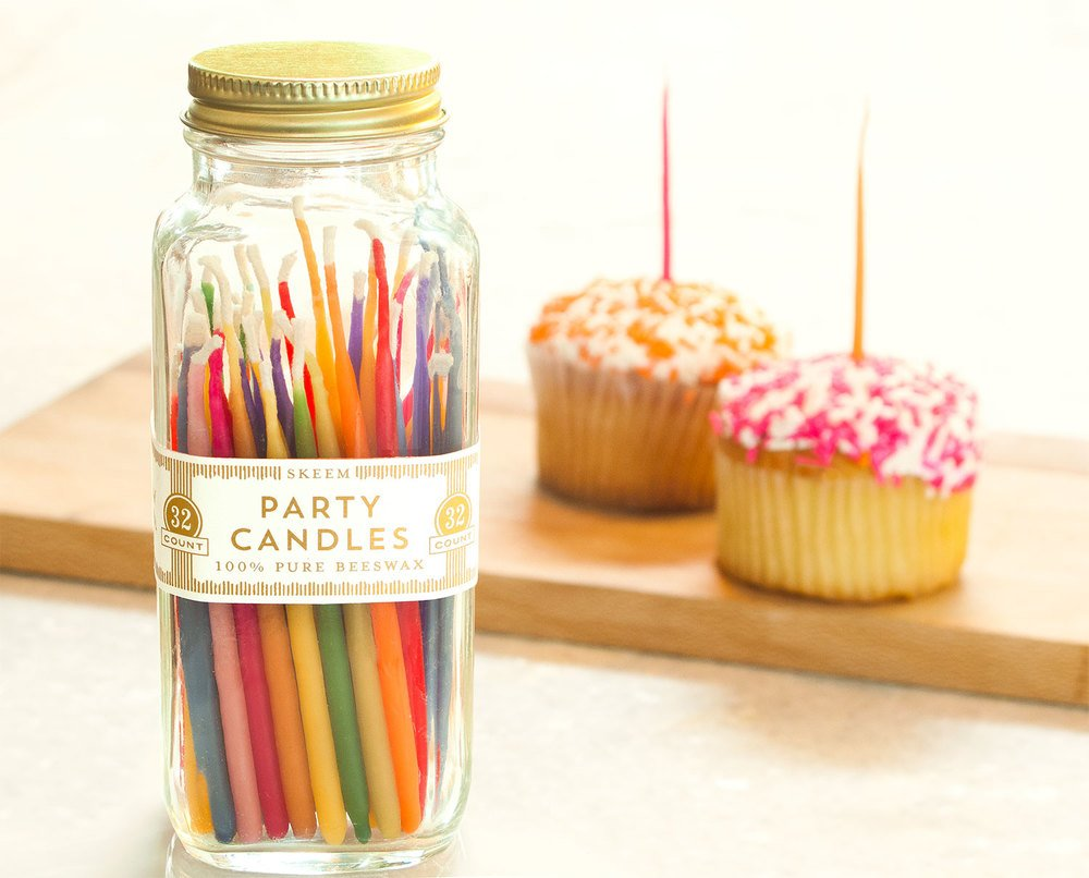 Party Candles - Cake Candles
