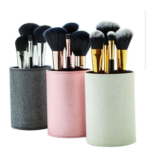 Assorted Brush Set - Let's Makeup Contour