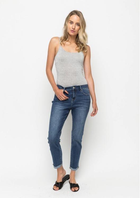 DENIM MYSTREE - Premium Boyfriend Jeans