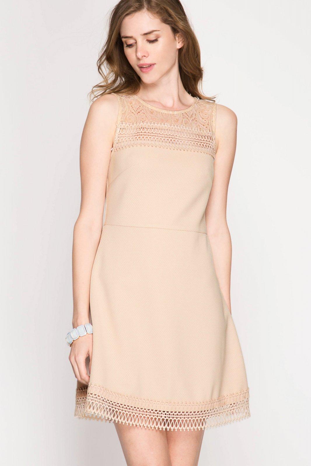 Dress - Embroidered * Jr / Ms / Adult PT