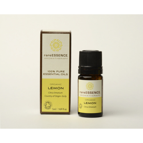 Essential Oil - Lemon Organic