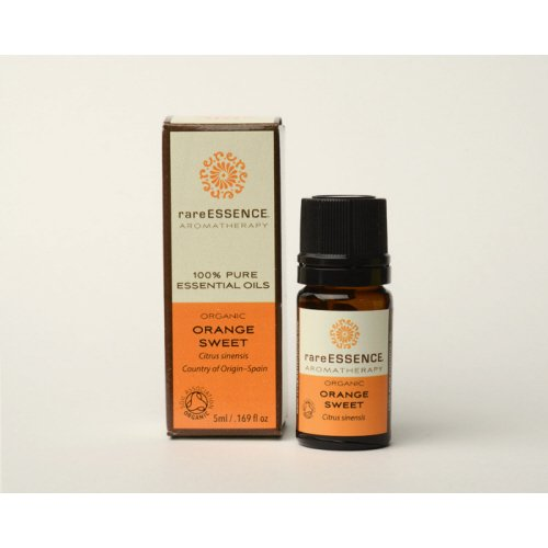 Essential Oil - Orange Sweet Organic