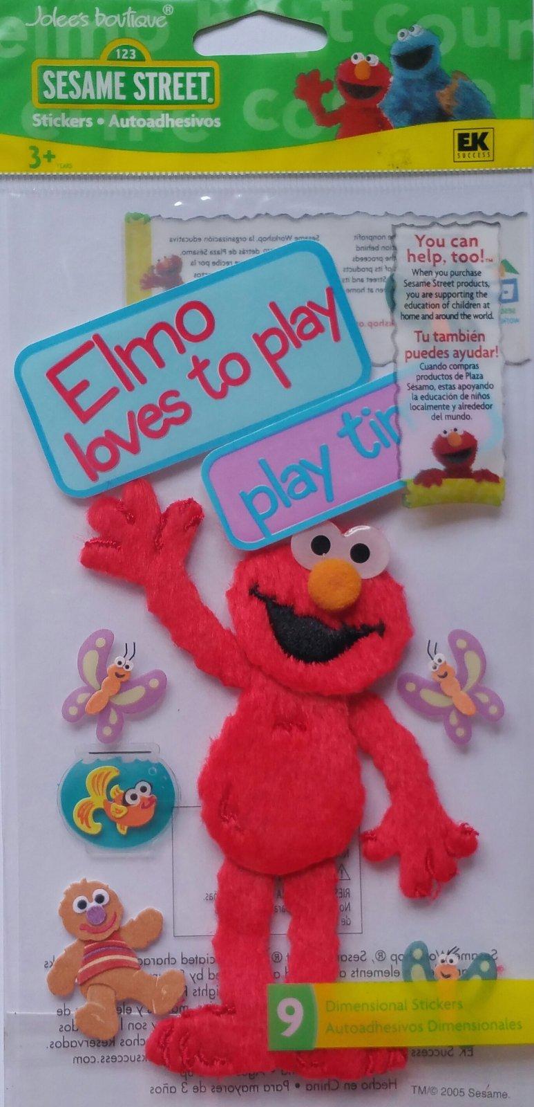 Playtime Elmo - PreSchool - SSJB04