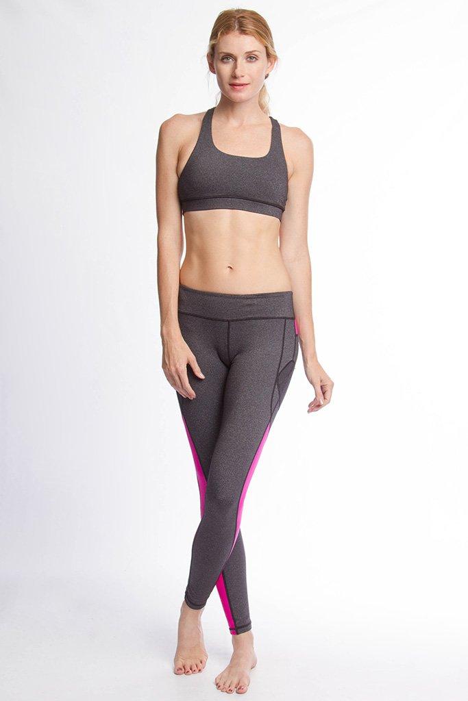 Active Wear Top - Sports Bra