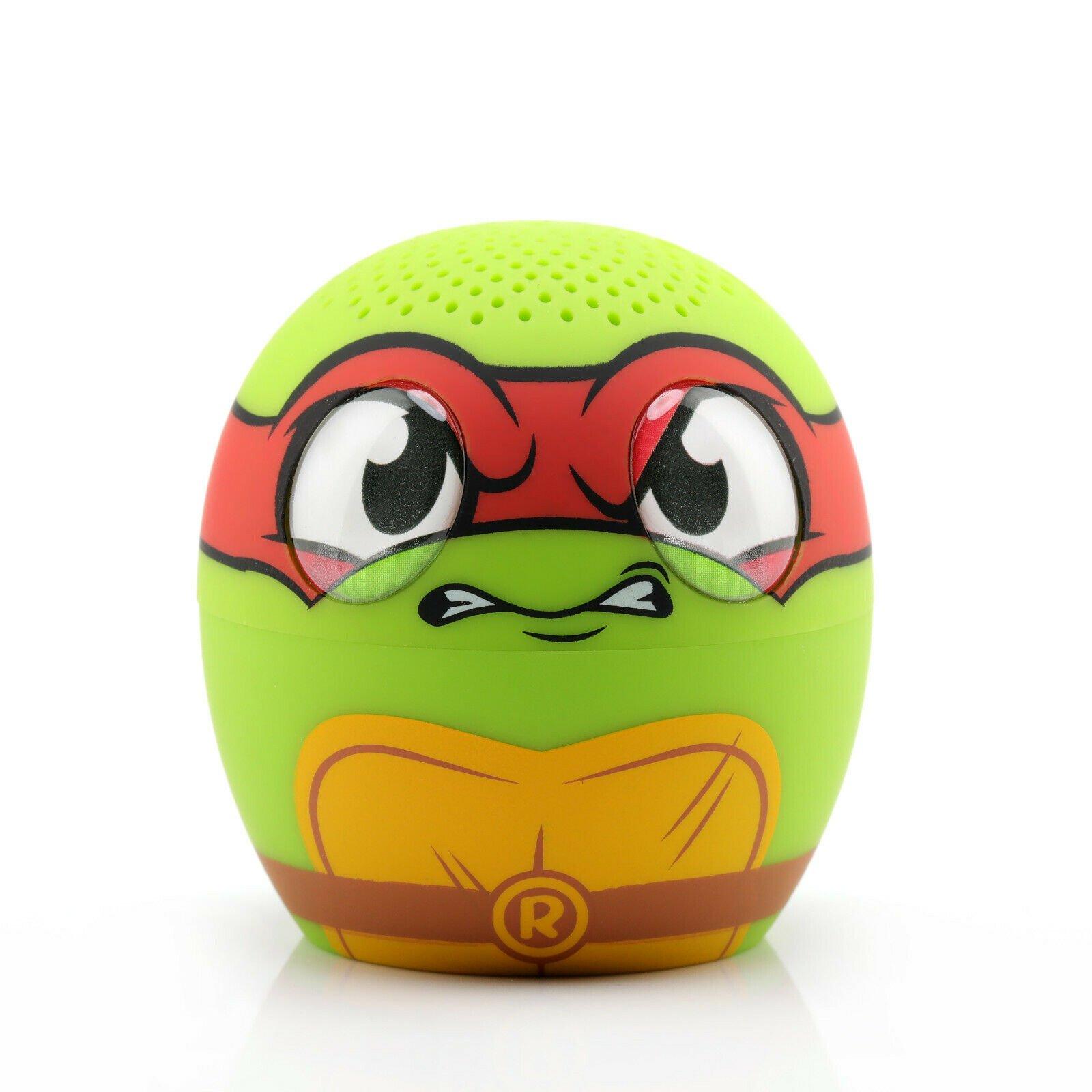 Raphael Teenage Mutant Turtle Ninja Bitty Boomer Wireless Bluetooth Speaker