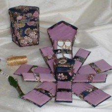 Victorian 5 Sided Needle Box Kit