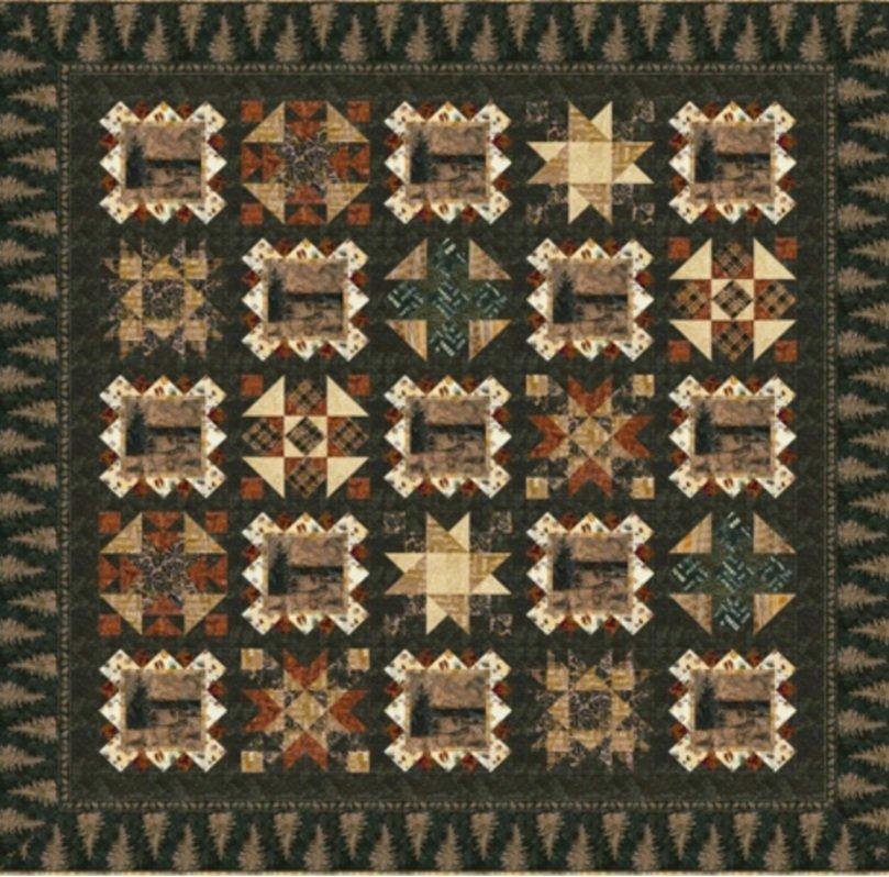 Patti Carey Lakeview Cottage Sampler Sew-a-Long Kit