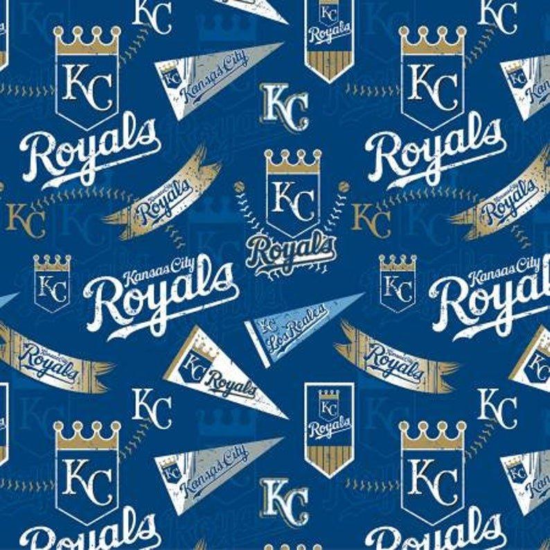 KC Royals Vintage Cotton