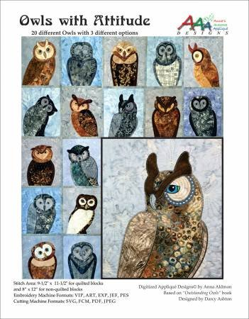 Owls with Attitude