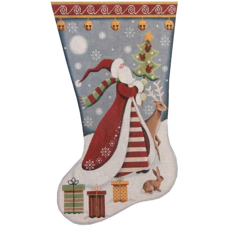 Folk Santa, 1388a, 13m or 18m