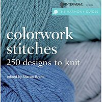 Colorwork Stitches over 250 Designs to Knit Book