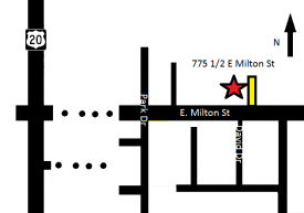 775 1/2 E. Milton St., Lebanon OR 97355