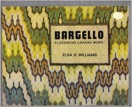 Bargello Florentine Canvas Work by Elsa S. Williams