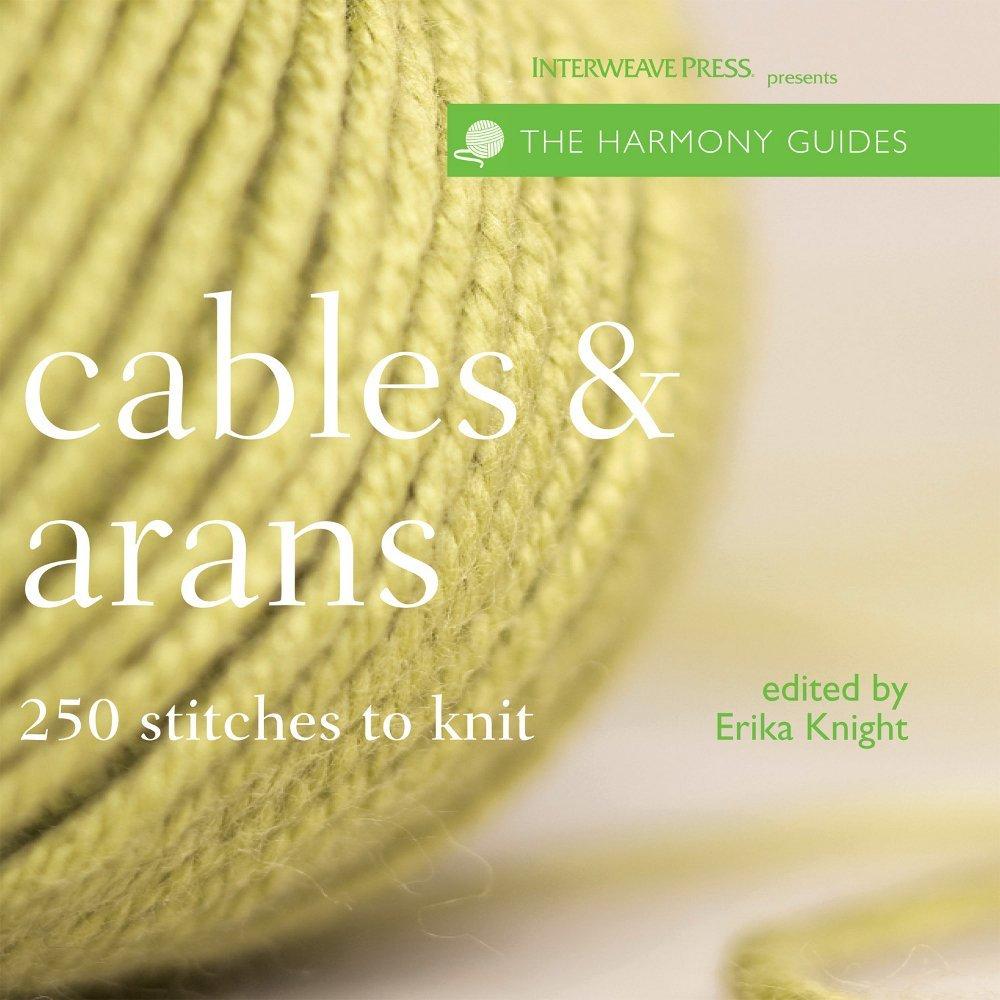 Cables & Arans Book