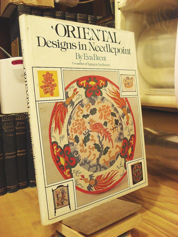 Oriental Designs in Needlepoint