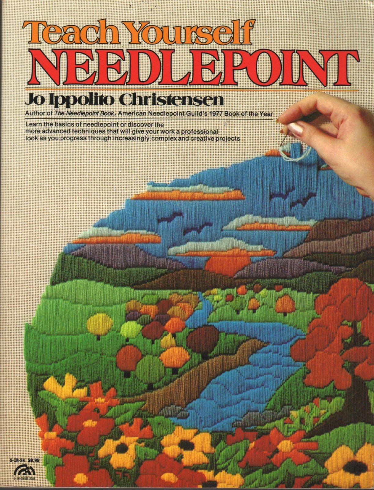 Teach Yourself Needlepoint by Jo Ippolito Christensen