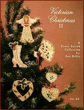 Victorian Christmas II Counted Cross Stitch Chart