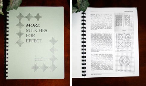 More Stitches for Effect Book