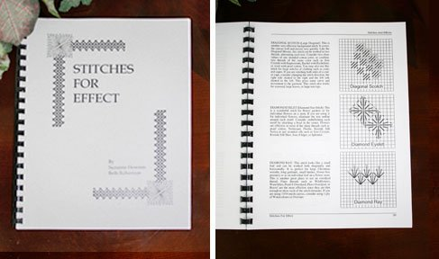 Stitches for Effect Book