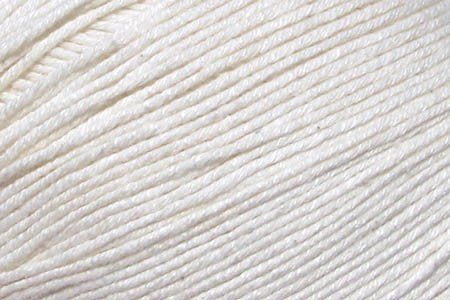 Bamboo Pop Yarn 101 White