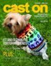Cast On Knit Magazine Past Issue Feb/April 2014