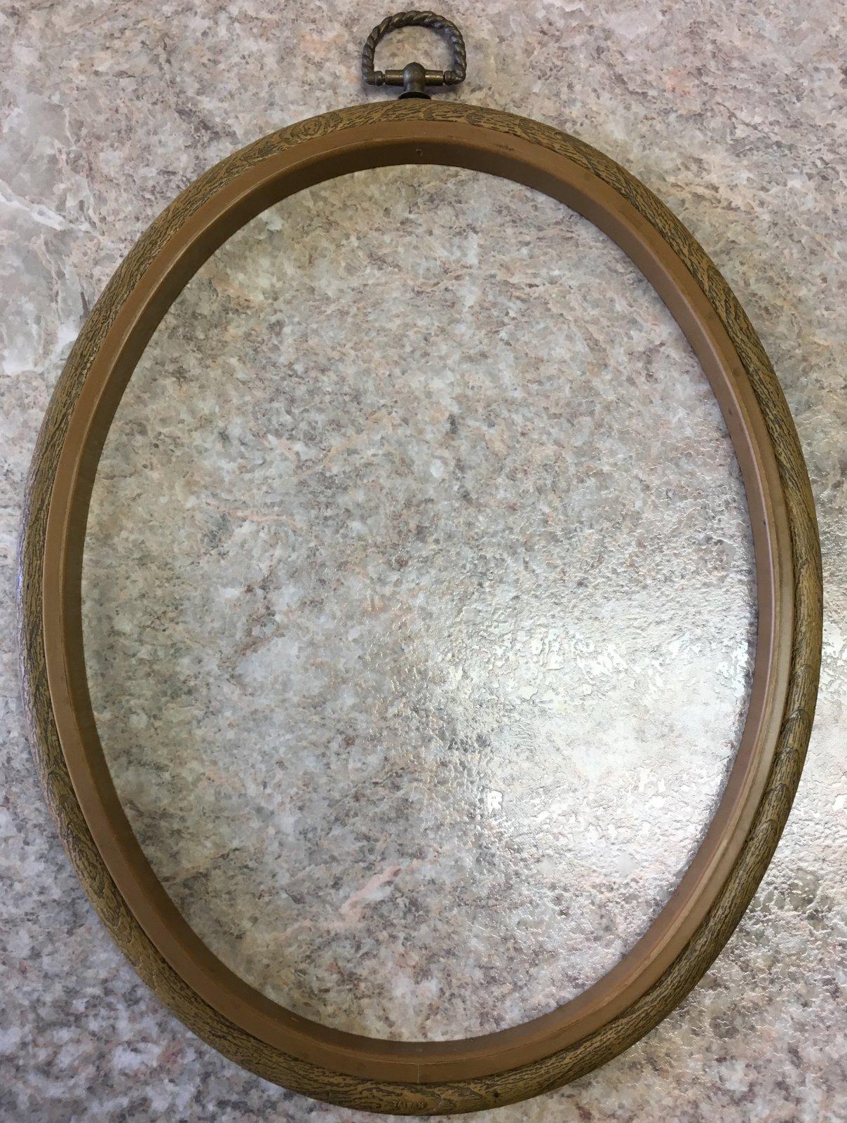 Oval Frame 8X10