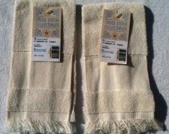 Fingertip Towel - Parchment