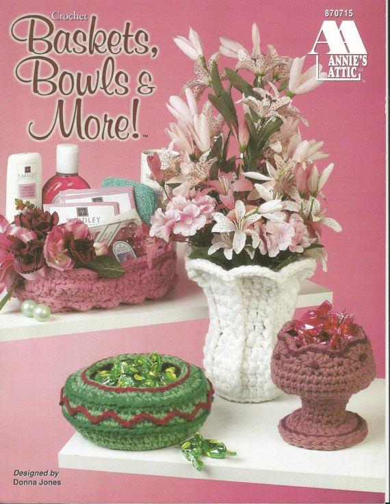 Baskets Bowls & More!