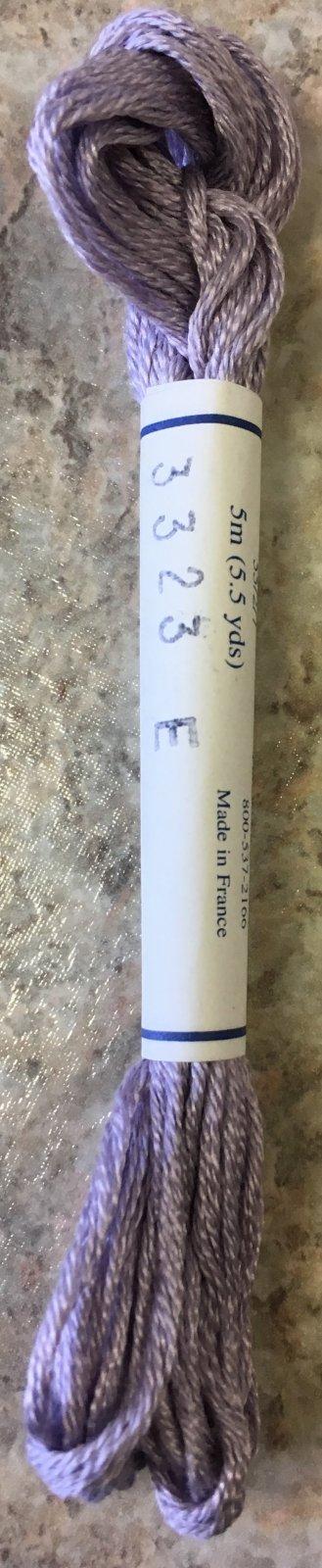 Soie d' Alger Silk Floss 3323 E Lavender