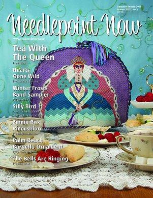 Needlepoint Now Magazine Back Issue Jan/ Feb 2016