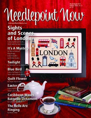 Needlepoint Now Magazine Back Issue Mar/Apr 2016