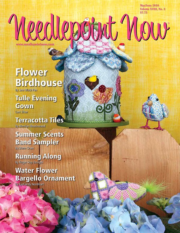 Needlepoint Now Magazine Back Issue May/Jun 2016