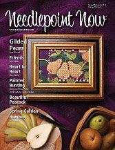 Needlepoint Now Magazine Back Issue Jan/Feb 2013