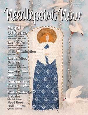 Needlepoint Now Magazine Back Issue Jan/Feb 2015