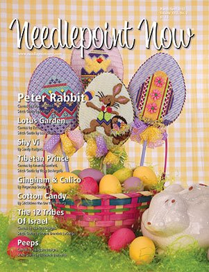 Needlepoint Now Magazine Back Issue Mar/Apr 2015
