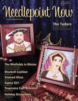 Needlepoint Now Magazine Back Issue May/Jun 2014
