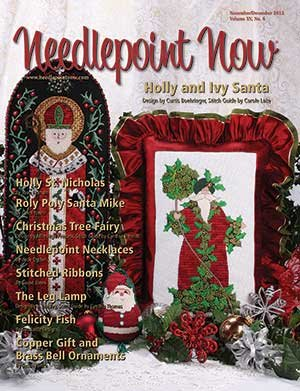 Needlepoint Now Magazine Back Issue Nov/Dec 2013