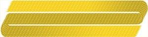 Boucle 401 Med - Dk. Golden Yellow