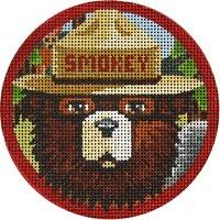 Smokey Bear, 5 Diameter, 13m, Supports USFS