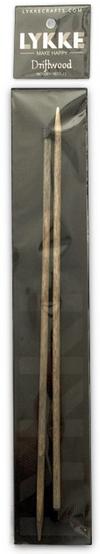 10 Driftwood Needle US 13 / 9 mm