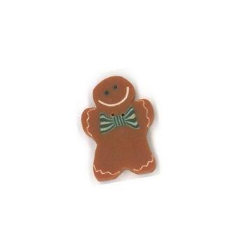 Gingerbread Man, Resin