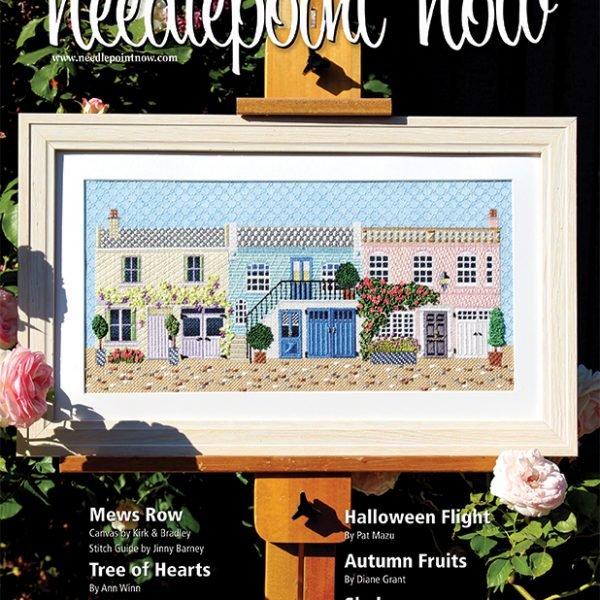 Needlepoint Now Magazine Back Issue Sept/Oct 2017