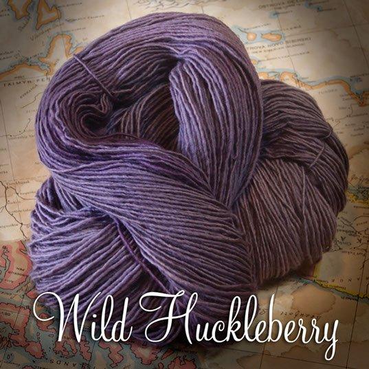 Mrs. Crosby's Reticule Wild Huckleberry
