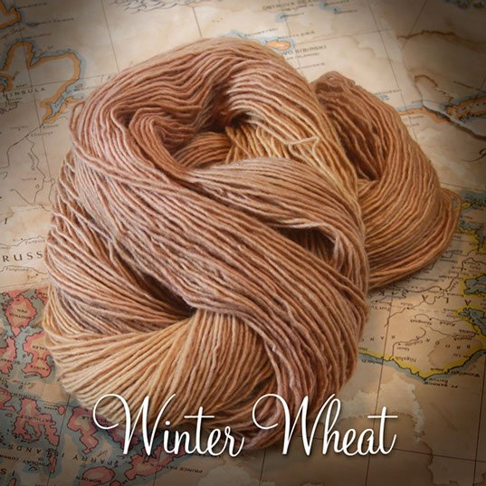 Mrs. Crosby's Reticule Winter Wheat