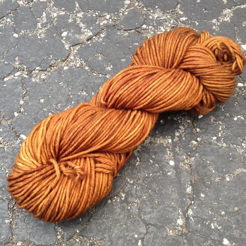 Drunk Yarn Home Dyeing Kit - Bourbon (Worsted)